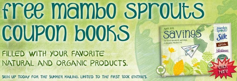 Mambo sprouts coupons