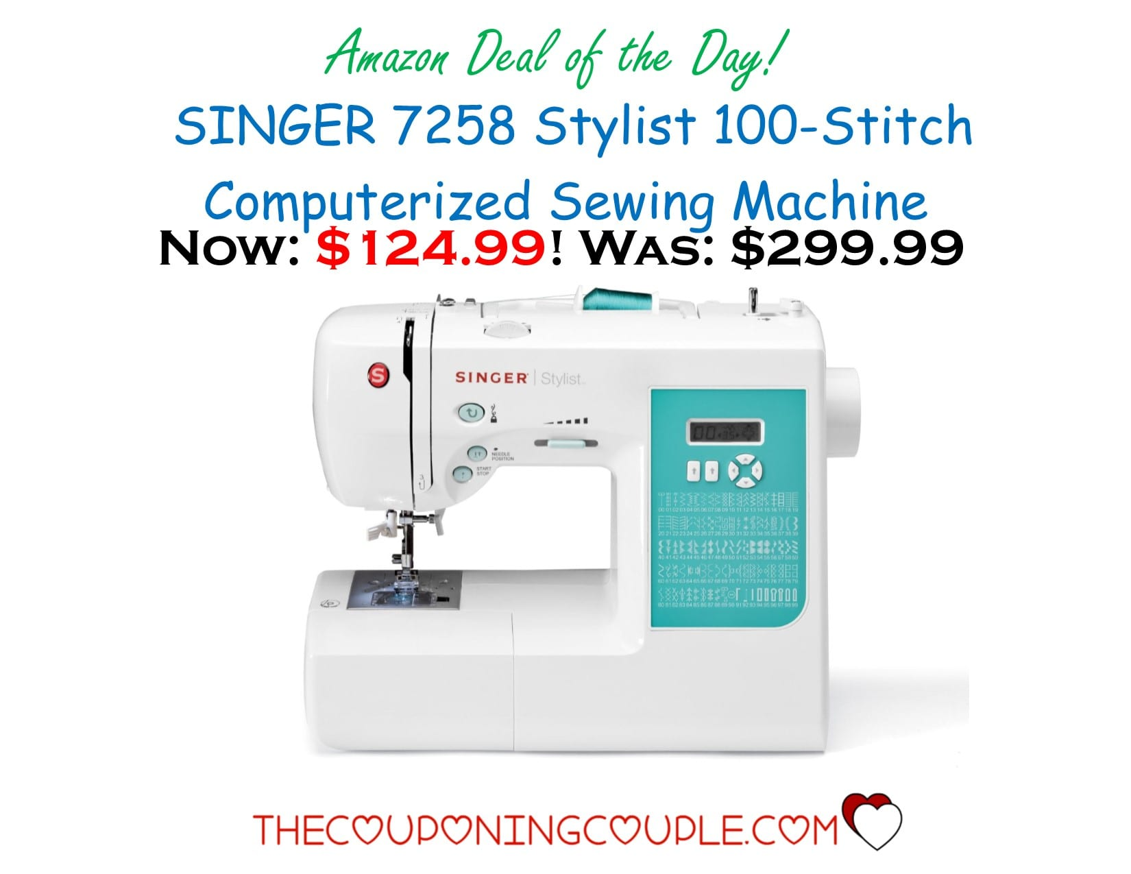 Sewing machine outlet coupons