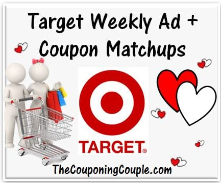 Target Coupon Matchups for 9-6-20 to 9-12-20