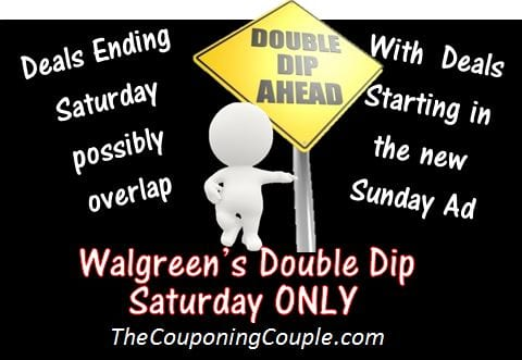 Walgreens Double Dip Ideas for 5-10