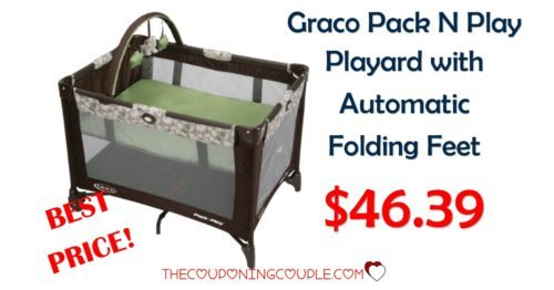 Graco Pack N PLay Playard