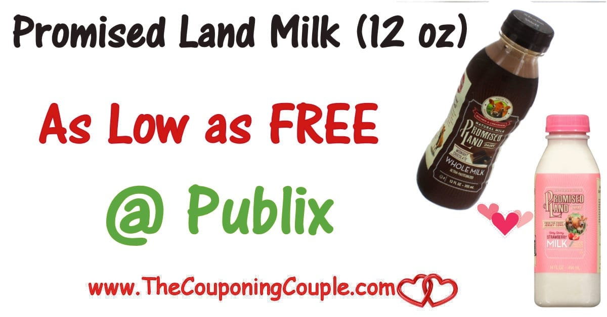 graphic regarding Winn Dixie Printable Coupons named Totally free Promised Land Milk @ Publix, Winn Dixie and Other folks