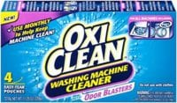 OxiClean Washing Machine Cleaner, 4 Count - Only $4.87!
