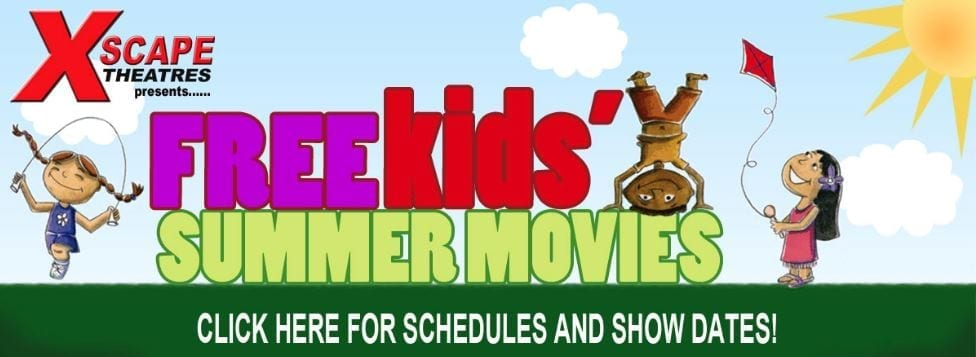 Summer 2019 kids flicks