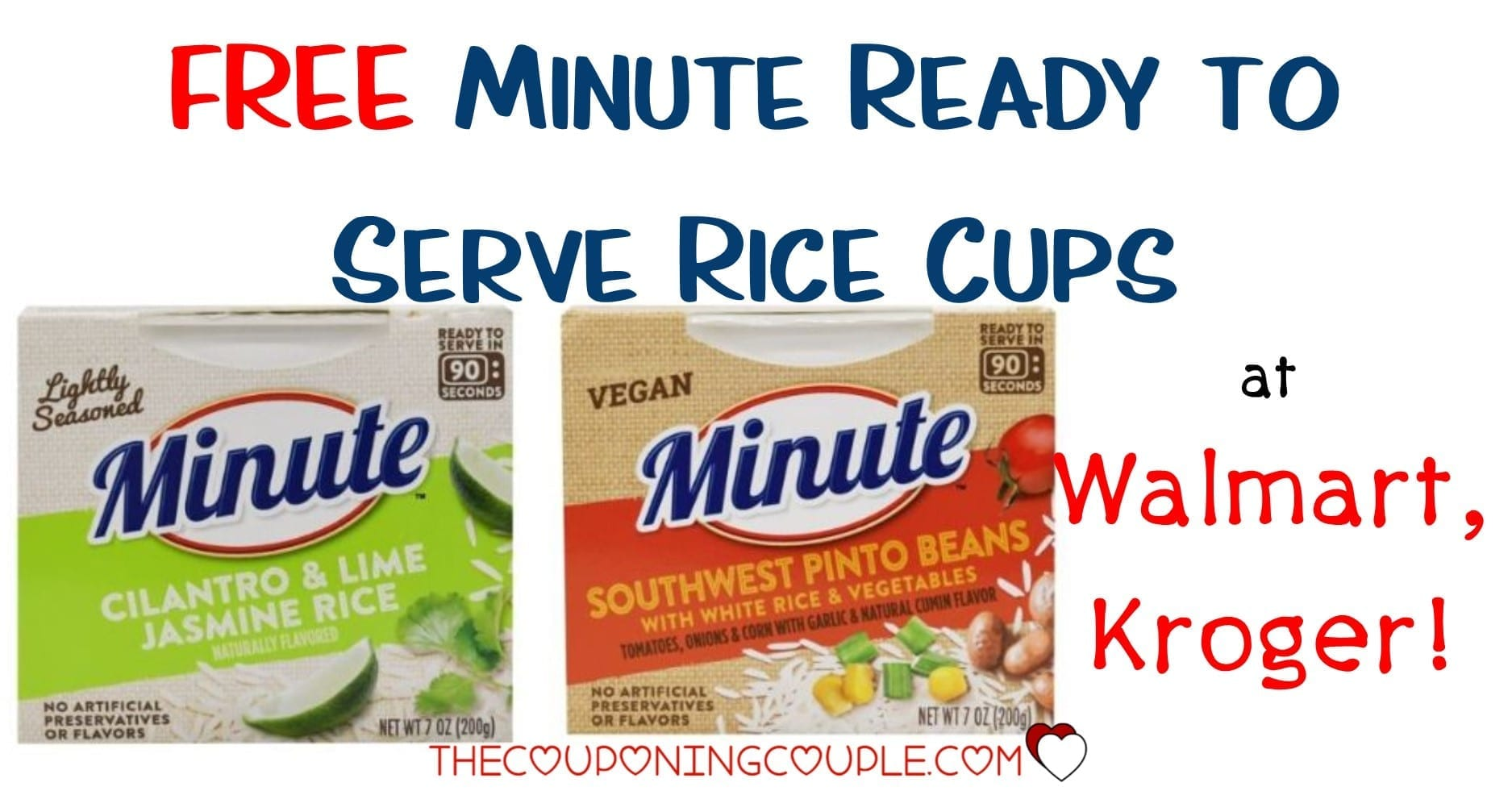 Minute Ready to Serve Rice Cups