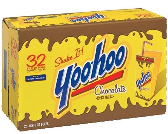 Yoohoo Chocolate Drink