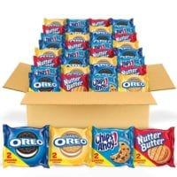 Nabisco Cookies Variety Pack - 56 Snack Packs - $12.88