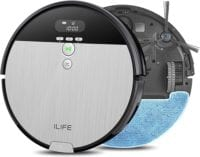 ILIFE V8s 2-in-1 Mopping Robot Vacuum - ONLY $159.99!