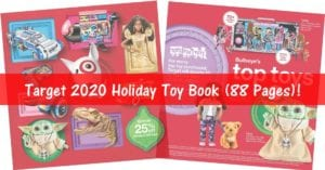 Target Holiday Toy Book 2020 ~ JUST RELEASED!