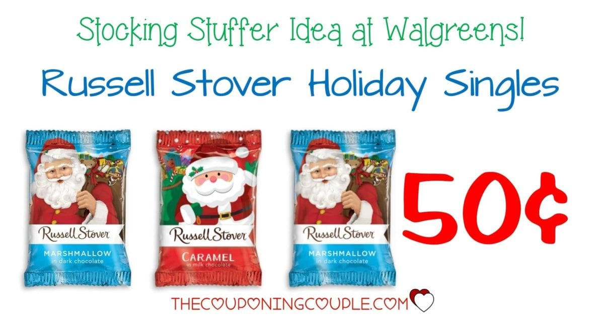 Russell Stover Holiday Singles