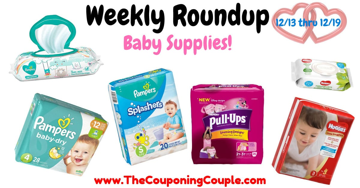 Baby Deals Roundup for the Week of 12-13