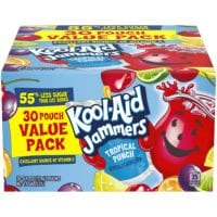 Kool Aid Jammers - 30 Count for $3.97! $0.13 per Pack!