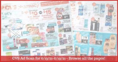 CVS Ad Preview (6/13/21 - 6/19/21): Early CVS Weekly Ad Preview